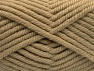 Fiber Content 75% Acrylic, 25% Superwash Wool, Brand Ice Yarns, Dark Beige, Yarn Thickness 6 SuperBulky  Bulky, Roving, fnt2-65687