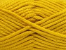 Fiber Content 75% Acrylic, 25% Superwash Wool, Brand Ice Yarns, Dark Yellow, Yarn Thickness 6 SuperBulky  Bulky, Roving, fnt2-65689