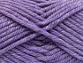 Superwash Wool Chunky Lilac