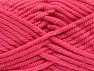Fiber Content 75% Acrylic, 25% Superwash Wool, Brand Ice Yarns, Candy Pink, Yarn Thickness 6 SuperBulky  Bulky, Roving, fnt2-65702