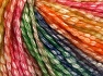 Fiber Content 77% Cotton, 23% Acrylic, Red, Orange, Brand Ice Yarns, Green, Gold, Yarn Thickness 4 Medium  Worsted, Afghan, Aran, fnt2-65709