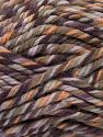 Fiber Content 75% Acrylic, 25% Superwash Wool, Purple Shades, Khaki, Brand Ice Yarns, Gold, Yarn Thickness 6 SuperBulky  Bulky, Roving, fnt2-65758