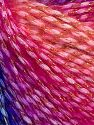 Fiber Content 40% Polyamide, 35% Acrylic, 15% Mohair, 10% Metallic Lurex, Pink Shades, Lilac, Brand Ice Yarns, Blue, Yarn Thickness 3 Light  DK, Light, Worsted, fnt2-65811