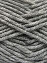 Fiber Content 50% Merino Wool, 50% Acrylic, Brand Ice Yarns, Grey, Yarn Thickness 5 Bulky  Chunky, Craft, Rug, fnt2-65940