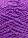 Fiber Content 50% Merino Wool, 50% Acrylic, Lavender, Brand Ice Yarns, Yarn Thickness 5 Bulky  Chunky, Craft, Rug, fnt2-65957