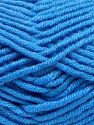 Fiber Content 50% Merino Wool, 50% Acrylic, Brand Ice Yarns, Blue, Yarn Thickness 5 Bulky  Chunky, Craft, Rug, fnt2-65969