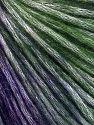 Fiber Content 50% Modal, 35% Acrylic, 15% Wool, Purple Shades, Brand Ice Yarns, Green Shades, Yarn Thickness 4 Medium  Worsted, Afghan, Aran, fnt2-65975