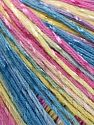 Fiber Content 70% Mercerised Cotton, 30% Viscose, Pink, Olive Green, Brand Ice Yarns, Blue, Yarn Thickness 2 Fine  Sport, Baby, fnt2-66002