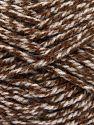 Bulky  Fiber Content 100% Acrylic, Brand Ice Yarns, Brown Shades, Yarn Thickness 5 Bulky  Chunky, Craft, Rug, fnt2-66046