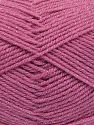 Fiber Content 94% Acrylic, 6% Metallic Lurex, Brand Ice Yarns, Candy Pink, Yarn Thickness 3 Light  DK, Light, Worsted, fnt2-66066