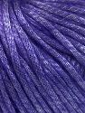 Vezelgehalte 67% Tencel, 33% Polyamide, Purple, Brand Ice Yarns, fnt2-66200