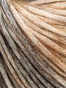 Modal is a type of yarn which is mixed with the silky type of fiber. It is derived from the beech trees. Fiber Content 74% Modal, 26% Wool, Brand Ice Yarns, Brown Shades, Black, Yarn Thickness 3 Light  DK, Light, Worsted, fnt2-66592