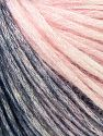 Modal is a type of yarn which is mixed with the silky type of fiber. It is derived from the beech trees. Fiber Content 74% Modal, 26% Wool, Pink, Navy, Brand Ice Yarns, Yarn Thickness 3 Light  DK, Light, Worsted, fnt2-66594