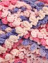 Fiber Content 50% Polyamide, 50% Acrylic, Pink Shades, Lilac, Brand Ice Yarns, Yarn Thickness 6 SuperBulky  Bulky, Roving, fnt2-66618