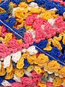 Fiber Content 50% Polyamide, 50% Acrylic, Yellow, White, Pink, Brand Ice Yarns, Blue, Yarn Thickness 6 SuperBulky  Bulky, Roving, fnt2-66627