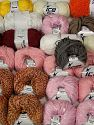Summer Yarns In this list; you see most recent 50 mixed lots. <br> To see all <a href=&amp/mixed_lots/o/4#list&amp>CLICK HERE</a> (Old ones have much better deals)<hr> This mixed lot includes a total of 2000 gr (70.5 oz.) yarn. There is no standard for ball weight. Also disregard any information on the labels. You will get what you see in the photo. Brand Ice Yarns, fnt2-66682