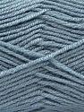 Contenido de fibra 50% Acrílico, 50% Lana, Indigo Blue, Brand Ice Yarns, fnt2-66716