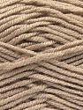 Περιεχόμενο ίνας 100% Ακρυλικό, Brand Ice Yarns, Dark Beige, fnt2-66721