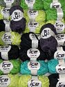 Samba Ribbon This mixed lot includes a total of 2000 gr (70.5 oz.) yarn. There is no standard for ball weight. You will get what you see in the photo. In this list; you see most recent 50 mixed lots. <br> To see all <a href=&amp/mixed_lots/o/4#list&amp>CLICK HERE</a> (Old ones have much better deals)<hr> Περιεχόμενο ίνας 100% Ακρυλικό, Brand Ice Yarns, fnt2-66746