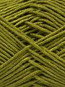 Fiber Content 50% Acrylic, 50% Bamboo, Light Green, Brand Ice Yarns, fnt2-66773