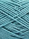 Vezelgehalte 50% Acryl, 50% Bamboe, Light Blue, Brand Ice Yarns, fnt2-66775