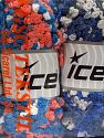 Fiber Content 50% Polyamide, 50% Acrylic, Mixed Lot, Brand Ice Yarns, fnt2-66787