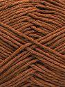 Fiberinnehåll 100% Bomull, Light Brown, Brand Ice Yarns, fnt2-66811