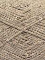 Fiber Content 100% Cotton, Mink, Brand Ice Yarns, fnt2-67024