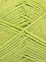 Fiberinnehåll 100% Bomull, Light Green, Brand Ice Yarns, fnt2-67025