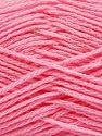 Περιεχόμενο ίνας 98% Ακρυλικό, 2% Paillette, Pink, Brand Ice Yarns, fnt2-67047