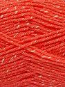 Contenido de fibra 76% Acrílico, 14% Algodón, 10% De bambú, Salmon, Brand Ice Yarns, Cream, Yarn Thickness 2 Fine  Sport, Baby, fnt2-67084