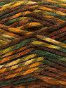 Fiber Content 75% Premium Acrylic, 25% Wool, Brand Ice Yarns, Green Shades, Brown Shades, Yarn Thickness 5 Bulky  Chunky, Craft, Rug, fnt2-67179