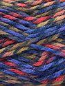Fiber Content 75% Premium Acrylic, 25% Wool, Salmon, Lilac Shades, Brand Ice Yarns, Camel Shades, Yarn Thickness 5 Bulky  Chunky, Craft, Rug, fnt2-67187