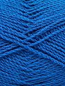 Fiber Content 100% Premium Acrylic, Brand Ice Yarns, Blue, Yarn Thickness 2 Fine  Sport, Baby, fnt2-67218
