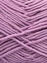 Fiber Content 50% Cotton, 50% Bamboo, Pink, Brand Ice Yarns, fnt2-67245