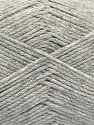 Fiberinnehåll 100% Bomull, Light Grey, Brand Ice Yarns, fnt2-67246