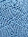 Fiber Content 100% Cotton, Brand Ice Yarns, Baby Blue, fnt2-67247