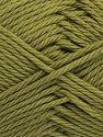 Fiber Content 100% Cotton, Khaki, Brand Ice Yarns, Yarn Thickness 4 Medium  Worsted, Afghan, Aran, fnt2-67338