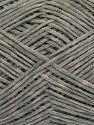 Fiber Content 67% Cotton, 33% Polyamide, Brand Ice Yarns, Grey Shades, Yarn Thickness 2 Fine  Sport, Baby, fnt2-67359