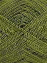 Fiber Content 67% Cotton, 33% Polyamide, Brand Ice Yarns, Green, Yarn Thickness 2 Fine  Sport, Baby, fnt2-67364