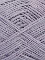 Fiber Content 67% Cotton, 33% Polyamide, Lilac, Brand Ice Yarns, Yarn Thickness 2 Fine  Sport, Baby, fnt2-67368