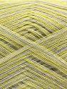 Περιεχόμενο ίνας 85% Βισκόζη, 15% Κασμίρι, Neon Light Green grey, Brand Ice Yarns, Yarn Thickness 1 SuperFine  Sock, Fingering, Baby, fnt2-67458