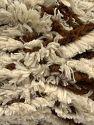 Fiber Content 100% Micro Fiber, Brand Ice Yarns, Ecru, Brown, fnt2-67512