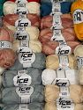 Cotton Types In this list; you see most recent 50 mixed lots. <br> To see all <a href=&amp/mixed_lots/o/4#list&amp>CLICK HERE</a> (Old ones have much better deals)<hr> Brand Ice Yarns, fnt2-67694