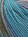 Fiber Content 100% Cotton, Lilac Shades, Brand Ice Yarns, Camel, Blue Shades, fnt2-67733
