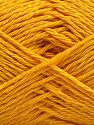 Fiber Content 50% Cotton, 50% Acrylic, Yellow, Brand Ice Yarns, fnt2-67759