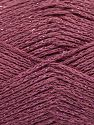 Fiber Content 88% Cotton, 12% Metallic Lurex, Orchid, Brand Ice Yarns, fnt2-67835