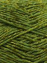 Fiber Content 67% Cotton, 33% Viscose, Jungle Green, Brand Ice Yarns, fnt2-67852