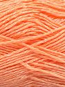 Fiber Content 67% Cotton, 33% Viscose, Light Salmon, Brand Ice Yarns, fnt2-67858