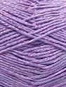 Fiber Content 67% Cotton, 33% Viscose, Light Lilac, Brand Ice Yarns, fnt2-67859